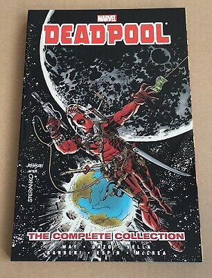 Deadpool By Daniel Way Complete Collection – Volume 3 - Graphic Novel Paperback