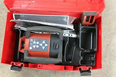 Hilti PR25 Laser Level c/w Hilti PA25 Receiver Hilti Self Levelling Laser Level