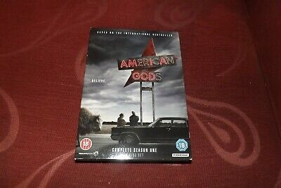 American Gods Dvd Complete Series  Season One
