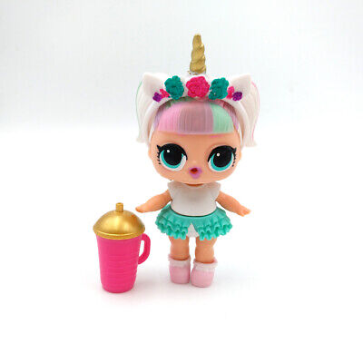LOL Surprise Doll UNICORN Big Sis Series 3-012 Confetti Pop Wave 2 Color Change