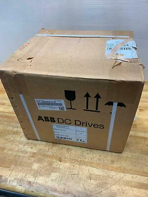 Factory Sealed ABB DCS800-S02-0050-05 DC DRIVE DCS800 SERIES VARIABLE DRIVE