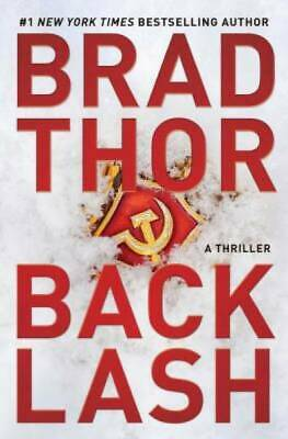 Backlash: A Thriller (19) (The Scot Harvath Series) by Thor, Brad