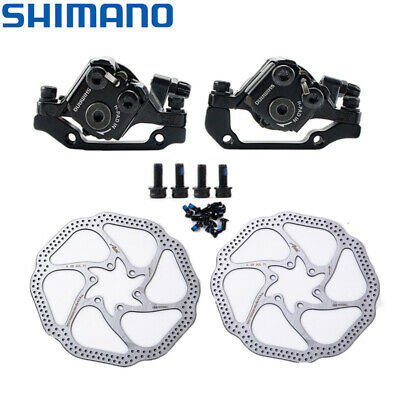 SHIMANO BR-M375 MECHANICAL Disc Brake Calipers for Acera Alivio
