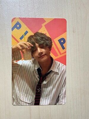 BTS Love Yourself Her Official Photocard V Taehyung E Ver *See Description*