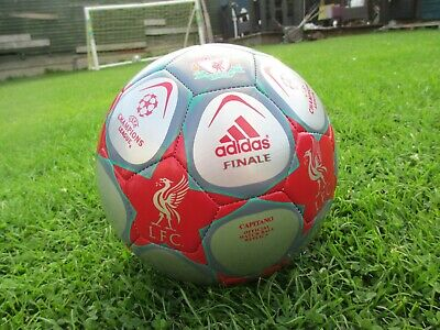 adidas Champions League Finale Capitano Liverpool FC Match Ball Replica Football