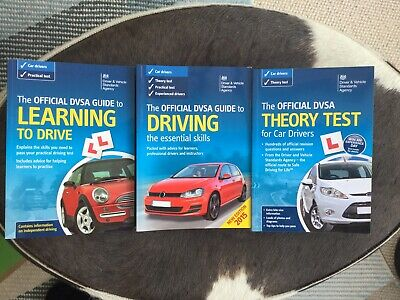 The Official DVSA Guide To Driving, Theory Test, Learning