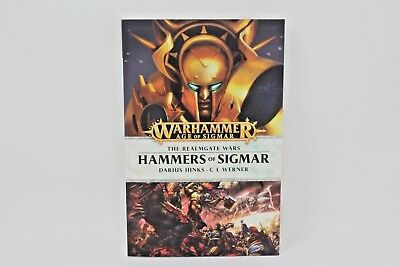 Warhammer Age of Sigmar The Realmgate Wars - Hammers of Sigmar