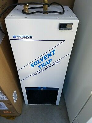 Horizon solvent trap / recovery system.