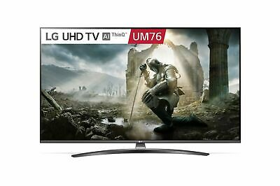 LG  55 Inch 4K UHD SMART LED TV 55UM7600PTA