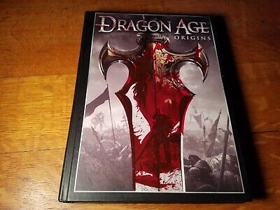 Dragon Age Origins Collector's Edition Hardback Official Strategy Guide