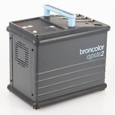 Broncolor Opus 2 Power Pack - 1600 Ws AC Generator
