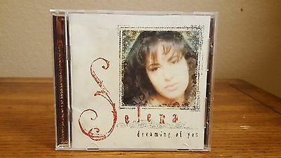 Selena  Dreming  Of  You  Cd Original  (1995)