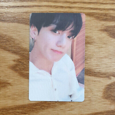 Jungkook Official Photocard BTS Map Of The Soul : Persona ver.03 Genuine Kpop