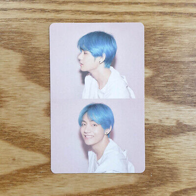 V Official Photocard BTS Map Of The Soul : Persona ver.01 Taehyung Genuine Kpop