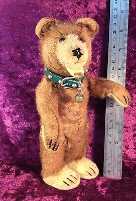 Antique Steiff Teddy Baby/Teddy Bear Bruin Rare & Collectable  Brown Fur, C1930