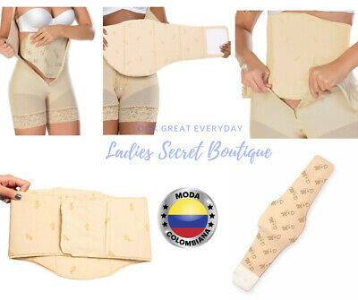 Tabla Abdominal para Fajas MyD Colombian Back /Front support Post Surgery New