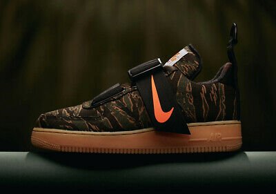 Gum Nike Force 1 Tiger Camo Air Green Low Wip Utility Carhartt PuOkiXZ
