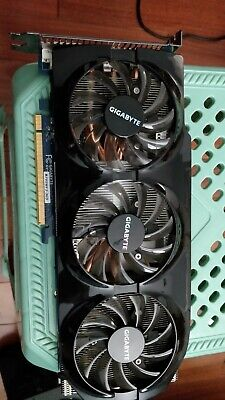 GIGABYTE HD 7950 AMD Radeon (GV-R797OC-3GD Rev: 2 1) 3GB