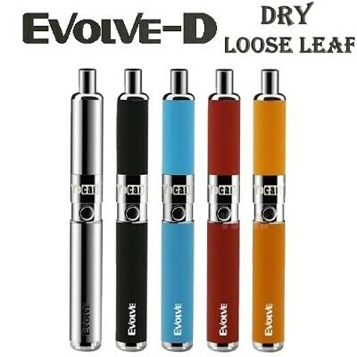 Yocan Evolve-D DRY Aromatic Accessory Pen Kit W/ Battery NEW - USA - AUTHENTIC