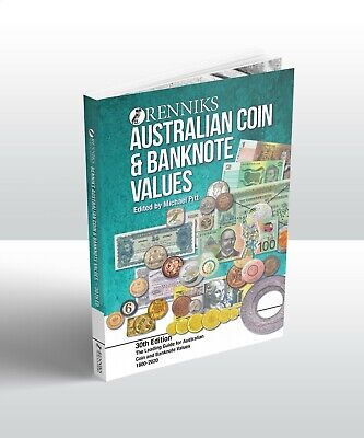 Renniks Coins and Banknote Values 2019 Edition