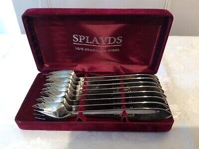 Vintage Splayds - Boxed Set Of 8