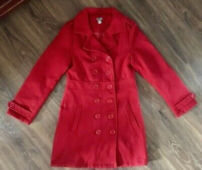 Girls Size 16 Red Jacket/coat Urban from Pumpkin Patch