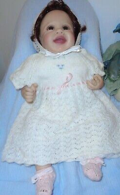 Knit Outfit For Reborn/Baby Dolls