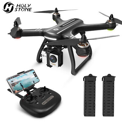 Holy Stone HS700 Brushless FPV GPS RC Drone 5G WIFI 1080P HD Camera Quadcopeter