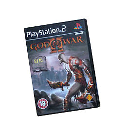 God of War 2 (Sony PlayStation 2, 2007)