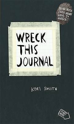 Wreck This Journal: To Create is to Destroy Keri Smith by Keri Smith (Paperback…
