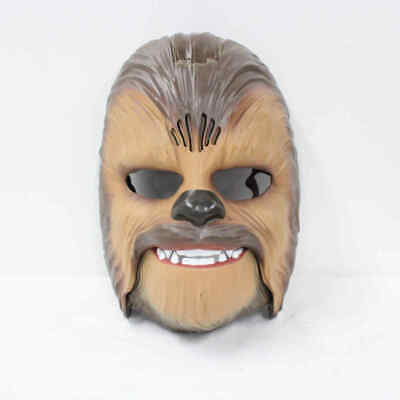 Star Wars Movie Roaring Chewbacca Wookie Sounds Mask #416