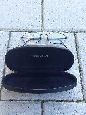 Old Pair Of Giorgio Armani Reading Glasses