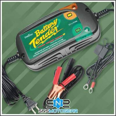 Battery Tender Power Plus 12V 5A Motorcycle Motorbike Battery Trickle Charger