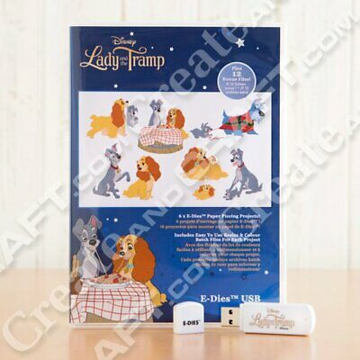 Disney - Lady & The Tramp eDies USB