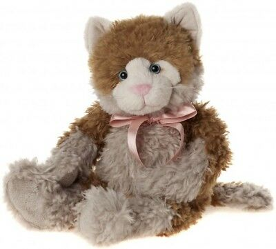 SPECIAL OFFER! Charlie Bears Bearhouse CAULFIELD Cat (Brand New Stock!)