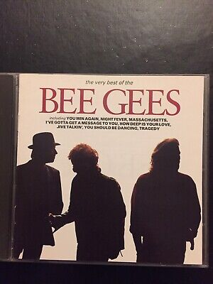 The Very Best Of Bee Gees Barely Used 21 Track Greatest Hits Cd Pop Disco Soul