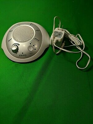HoMedics Sound Spa Relaxation Machine with 6 Nature Sounds And Charger!