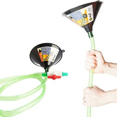 Beer Bong Large Bongs Funnel Party Drinking Game Chug Scull Alcohol Games Tap