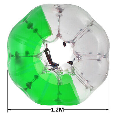1.2M Human Knocker ball inflatable Bumper Bubble soccer Zorb Ball for Adult