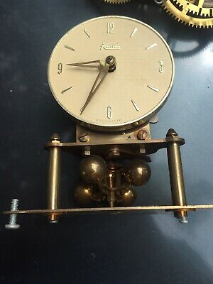 Kundo clock movement German Movement Made Vintage