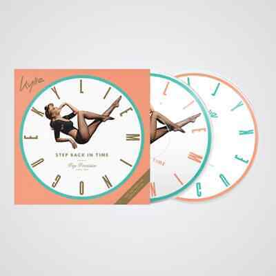 KYLIE MINOGUE Step Back In Time Picture Disc Double Vinyl (Exclusive)