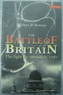 Rare & Ultra Collectable Ww2 Multi-Signed The Battle Of Britain - 4 Veteren Sign
