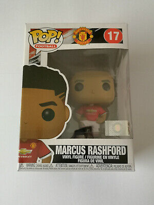 Brand New * Manchester United POP Football Vinyl Figure-Marcus rashford