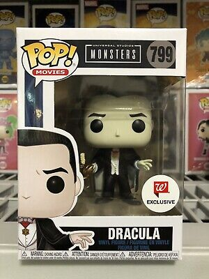 Funko Pop Movies Monsters: Dracula #799. Walgreens Exclusive. Preorder, Ships Ww