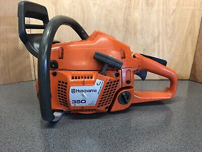 HUSQVARNA 350 CHAINSAW SPARES OR REPAIRS