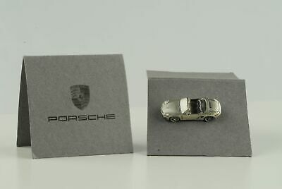 Porsche Boxster 986 Pin Metall Anstecker WAP Dealer Original