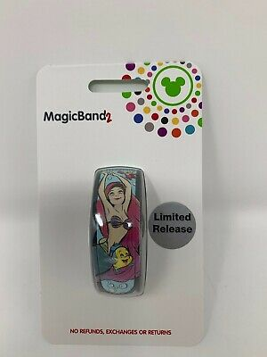 Disney Parks Ariel The Little Mermaid 30th Anniversary Magic Band Magicband 2