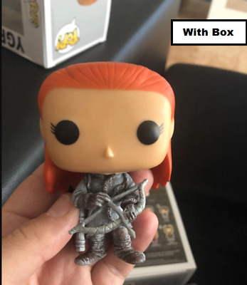 Funko Pop Game of Thrones, Ygritte. Action Figure, GOT, serie TV