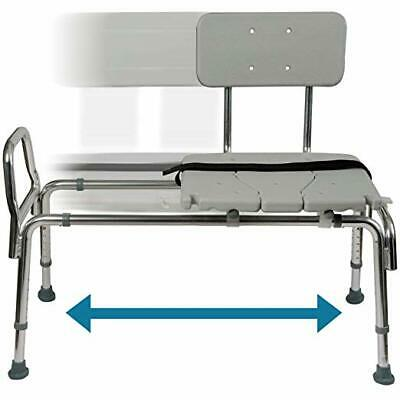 DMI heavy duty transfer bench with cut out seat