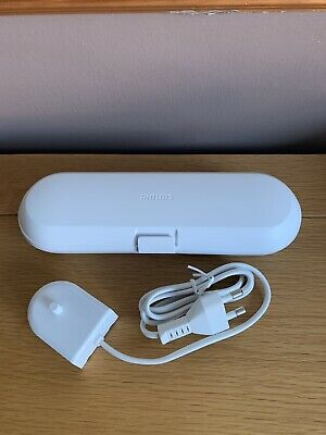 Philips Sonicare Toothbrush. Travel Charger & Case. Brand New.